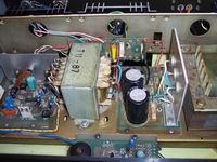 PASO P4121-E - Dettaglio interno dopo pulitura circuiti