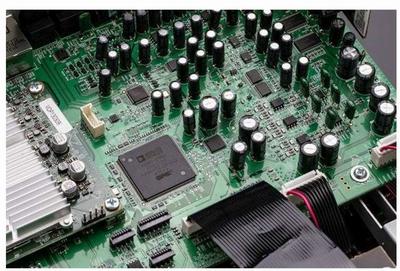 DoubleDAC processor - DENON DRA-800H