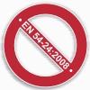 Risponde alla norma EN54-24:2008